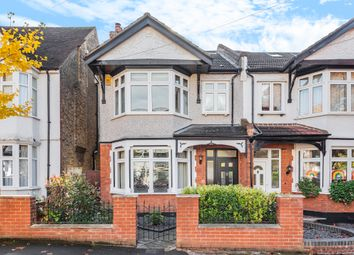 Thumbnail 5 bed semi-detached house for sale in Blenheim Road, Bickley, Kent
