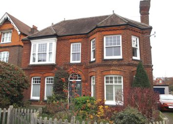 Thumbnail 3 bed flat to rent in Marshall Road, Godalming