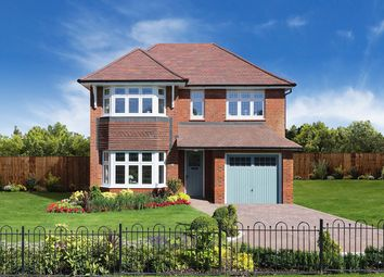 "Thumbnail 4 bedroom detached house for sale in ""Oxford"" at Pentrebane Road, Fairwater, Cardiff"