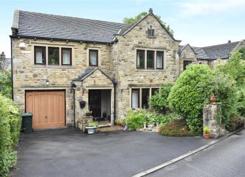 Thumbnail 4 bed detached house for sale in Cairn Close, Keighley, West Yorkshire