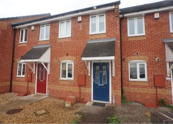Thumbnail 2 bed town house for sale in Huntington Terrace Road, Cannock
