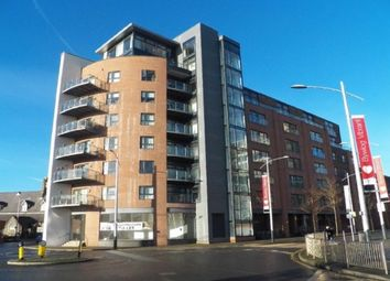 Thumbnail 2 bed flat to rent in Princess Way, Swansea