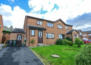 Thumbnail 4 bed semi-detached house to rent in Ings Mill Drive, Clayton West, Huddersfield