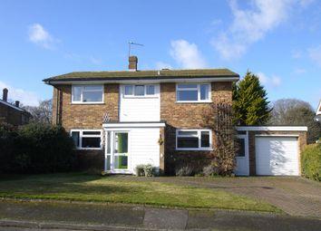 Thumbnail 4 bed detached house for sale in Bond Close, Knockholt, Sevenoaks