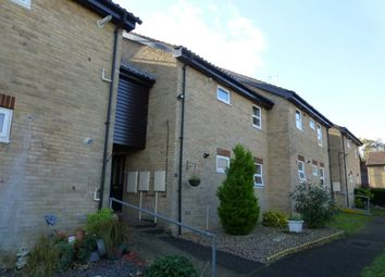 Thumbnail 1 bedroom flat to rent in Oakes Close, Bury St. Edmunds