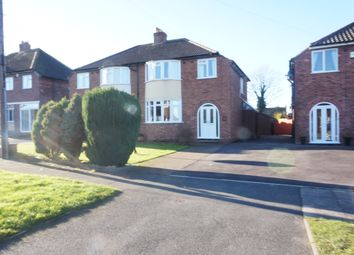 Thumbnail 3 bed semi-detached house for sale in Coniston Road, Streetly, Sutton Coldfield