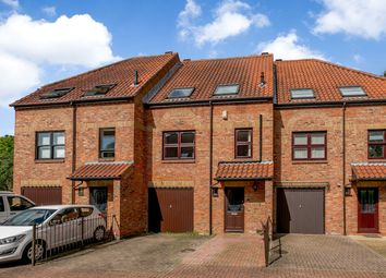 Thumbnail 4 bed terraced house for sale in Wain Well Mews, Lincoln