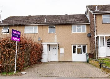Thumbnail 3 bed terraced house for sale in Hilldyke Road, St. Albans