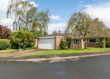 Thumbnail 4 bed detached bungalow for sale in The Spinney, Hartford, Huntingdon