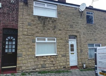 Thumbnail 3 bedroom terraced house to rent in Okell Street, Runcorn
