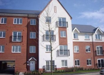 Thumbnail 1 bed flat to rent in Monks Place, Carrington Park, Warrington