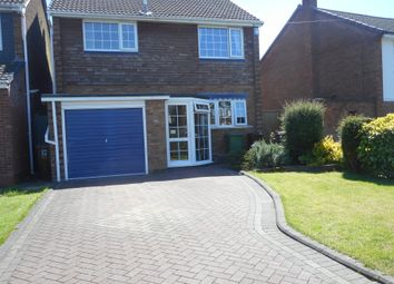 Thumbnail 3 bedroom detached house for sale in Mill Green, Fordhouses, Wolverhampton