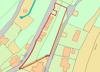 Thumbnail Land for sale in Chapel Street, Chapel-Of-Ease, Abercarn, Newport