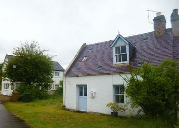Thumbnail 2 bed cottage for sale in The Dock, Avoch