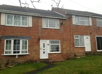 Thumbnail Terraced house to rent in Barlow Drive South, Awsworth, Nottingham