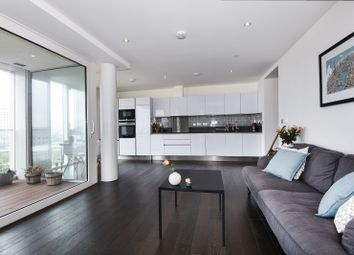 Thumbnail 2 bed flat to rent in Cable, Lower Riverside, Pilot Walk, Greenwich Peninsula
