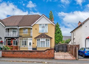 Thumbnail 3 bedroom semi-detached house for sale in Field Road, Bloxwich, Walsall