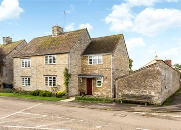 Thumbnail 5 bed detached house for sale in The Green, Evenley, Brackley, Northamptonshire