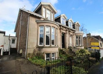 Thumbnail 2 bed flat for sale in Finnart Street, Greenock, Inverclyde