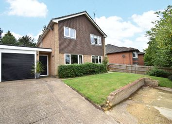 Thumbnail 4 bed detached house for sale in Old Bracknell Lane East, Bracknell, Berkshire