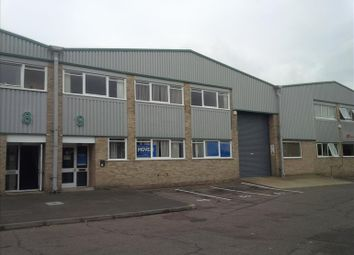Thumbnail Light industrial to let in Unit 9, Brunswick Industrial Estate, Brunswick Road, Ashford, Kent