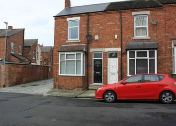 Thumbnail 2 bed end terrace house for sale in Henderson Street, Darlington