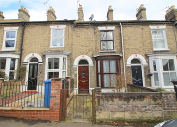 Thumbnail 3 bedroom terraced house for sale in Edinburgh Road, Norwich