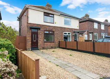 Thumbnail 2 bed semi-detached house for sale in Calder Avenue, Aughton, Ormskirk