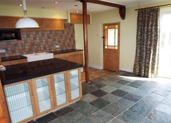 Thumbnail 3 bedroom end terrace house to rent in School Road, Upwell, Wisbech