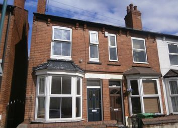 Thumbnail 2 bed semi-detached house to rent in Burford Road, Nottingham