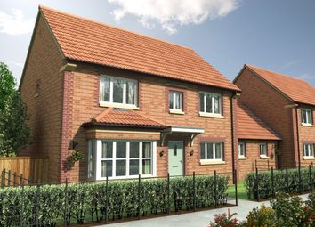 Thumbnail 4 bed link-detached house for sale in Winding Way, Darlington, County Durham