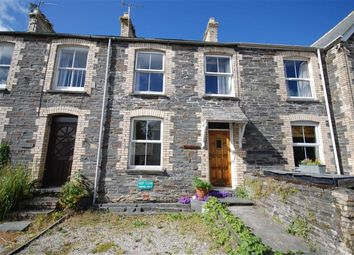 Thumbnail 3 bed terraced house to rent in Fore Street, St Teath, Cornwall