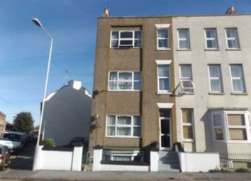 Thumbnail 1 bed flat to rent in St. Peters Road, Margate