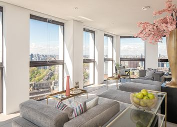 "Thumbnail 2 bedroom flat for sale in ""Conquest Penthouse"" at Blackfriars Road, (Southwark), London"