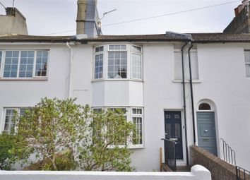 Thumbnail 3 bedroom terraced house for sale in Hanover Street, Brighton
