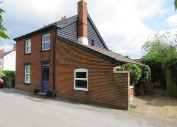 Thumbnail 3 bed detached house for sale in Quidenham Road, Kenninghall, Norwich