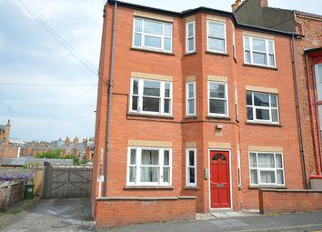 Thumbnail 1 bed flat to rent in Trafalgar Terrace, Scarborough