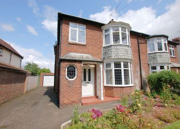 3 bed semi-detached house for sale in The Beeches, Ponteland, Newcastle Upon Tyne NE20