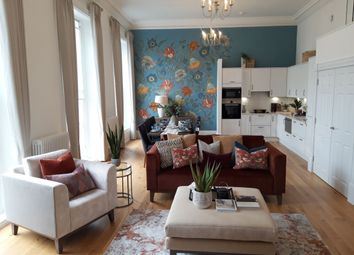 Thumbnail 2 bed flat to rent in John Dower House, Crescent Place, Cheltenham, Gloucestershire