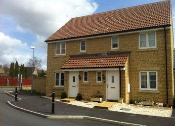 Thumbnail 3 bed semi-detached house to rent in Poole Road, Malmesbury, Wiltshire SN169Fg