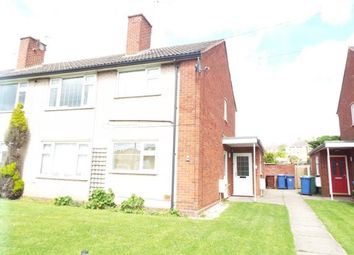 Thumbnail 1 bed flat for sale in Stratford Way, Cannock, Staffordshire