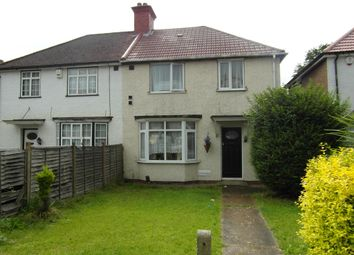 Thumbnail 3 bed semi-detached house for sale in Fern Lane, Heston, Hounslow