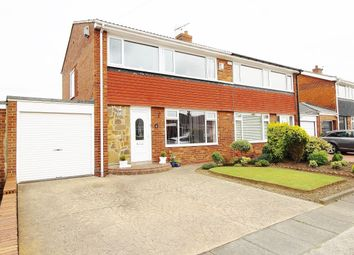 3 bed semi-detached house for sale in Meacham Way, Whickham, Newcastle Upon Tyne NE16