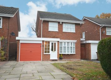 Thumbnail 3 bed detached house for sale in Withybrook Road, Shirley, Solihull