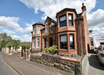 Thumbnail 3 bed semi-detached house for sale in 130 Mill Road, Motherwell
