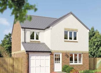 "Thumbnail 4 bed detached house for sale in ""The Leith"" at Whitburn"