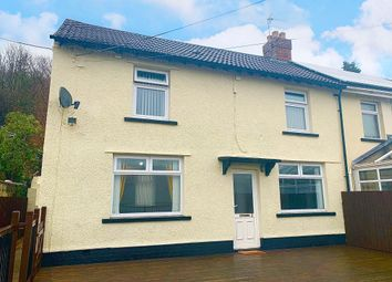 3 bed semi-detached house for sale in Underwood Terrace, Abertridwr, Caerphilly CF83