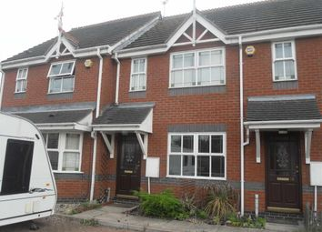 Thumbnail 2 bed terraced house to rent in Ruthven Close, Wickford, Essex