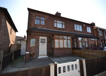 Thumbnail 3 bed semi-detached house for sale in Vermont Road, Crosby, Liverpool