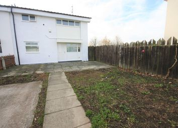 Thumbnail 3 bed end terrace house for sale in Hardane, Hull